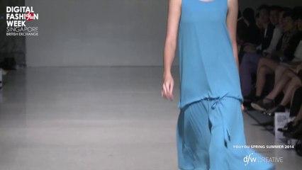 YouYou X Digital Fashion Week Singapore 2013