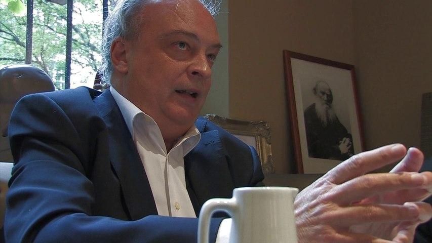 Interview d'Enrique Vila-Matas par Olivier Renault