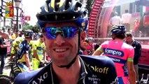 Polizia di Stato - Il BiciScuola  Polizia Stradale al Giro d'Italia 2013 (25.05.13)