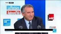 François Bayrou, invité de Tous Politiques sur France24 - 010614