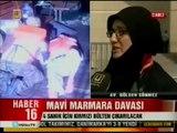 Mavi Marmara katılımcısı , İHH-İnsani Yardım Vakfı Yönetim Kurullu üyesi Av. Gülden SÖNMEZ, Mavi Marmara Ceza Davası' nda çıkan yakalama ve tutuklama kararlarını ÜLKETV' ye değerlendirdi.