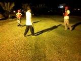 Azam vs Wajahat Taekwondo Sparring at LNH Chapter, Prince Taekwondo Academy