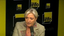 Marine Le Pen: le CRIF manipule les juifs
