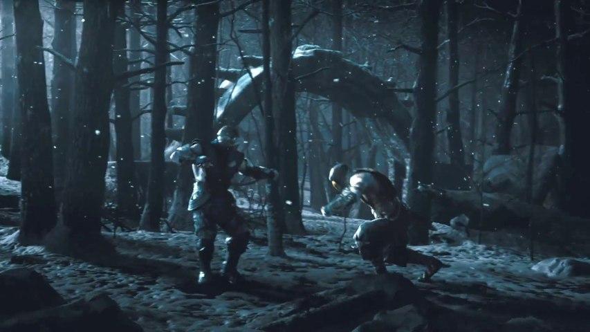 Who's Next? - Official Mortal Kombat X Announce Trailer (Official Trailer)