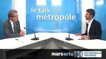 Le talk métropole Marsactu : Guy Teissier, président de MPM