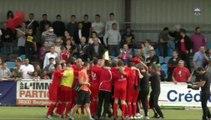Finale Séniors, Coupe de Rhône-Alpes, FC Annecy 0 - 1 Saint-Chamond (01/06/2014)