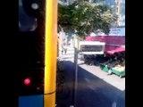 Berlin mit Bus M85 Rathaus Friedenau - Hauptbahnhof