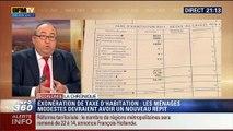 L'Éco du soir: Impôts: Le gouvernement souhaite maintenir les exonérations sur la taxe d'habitation - 02/06