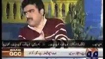 Dr Nadeem Omar Tarar In Choraha with Hisan Nisar