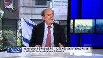 """Jean-Louis Bruguière :  """"Il faut être plus ferme contre les jihadistes en France"""""""
