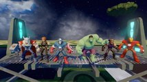 Disney Infinity 2.0 - The Avengers Play Set Trailer