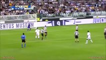 Clarence Seedorf Amazing Goal - Real Madrid vs Juventus Legends 3-1