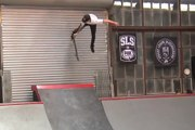 Monster Energy presents Street League Skateboarding Pro Open - Skateboard