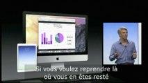 Apple: de nouveaux systèmes d'exploitation pour Mac et iPhone