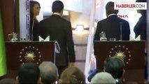 4cumhurbaşkanı Gül ile Türkmenistan Cumhurbaşkanı Berdimuhamedov Ortak Basın Toplantısı Düzenledi