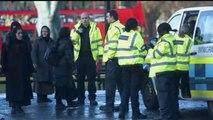 Altaf Hussain arrested in London Live Video, London police arrest MQM chief Altaf Hussain