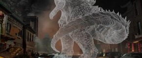 Godzilla Effets Spéciaux (VFX)
