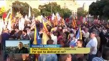 """TV3 - Els Matins - Paul Preston: """"La relació entre Catalunya i Espanya podria haver influït molt"""