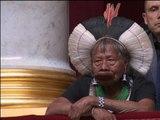 """Amazonie: """"Notre poumon brûle, la France ne peut fermer les yeux"""" - 03/06"""