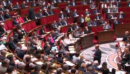 QAG JL Roumégas - Raoni Metuktire à l'Assemblée nationale