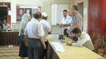 Assad supporters cast ballots with blood in Syrian election