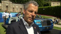 Concorso d'Eleganza Villa d'Este 2014 - Interview with Thorsten Müller-Ötvös, CEO of Rolls-Royce Motor Cars