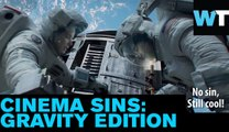 Cinema Sins and Neil deGrasse Tyson Pick Apart Gravity | What's Trending Now