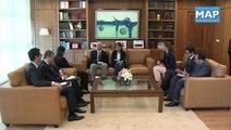 Mme Bouaida reçoit à Rabat le président de la Fédération Internationale des Ligues des Droits de l'Homme