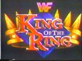 King of Ring Bret Hart Vs Razor Ramon