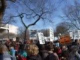 J27 D.C. Anti-War March - Peace Hippies