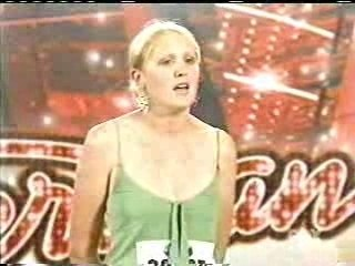 Michelle Fisher's Audition