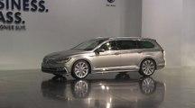 Weltpremiere des neuen VW Passat