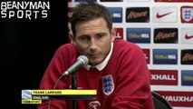Frank Lampard On His Difficult Decision To Leave Chelsea