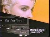 Madonna - Pub Mitsubishi 1987