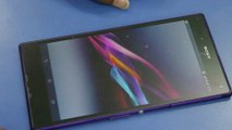 How to Factory Reset Sony Xperia Z Ultra Android Mobile Phone