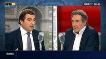"""Bourdin à Jacob : """"J'arrête cet entretien si vous êtes incapable de répondre à mes questions"""" - 04/06"""