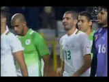 Algérie Blanc 4-1 Algérie Vert Match d'application novembre 2011