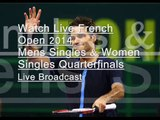 Live FRENCH Open N. Djokovic vs M. Raonic