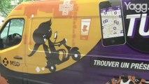 TUP - Trouver un préservatif, reportage de Yagg au lancement de l'application