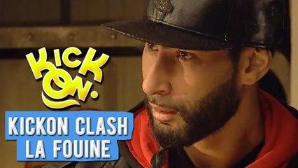 La Fouine clash Kick On !