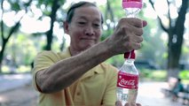 Coca-Cola : Une seconde vie aux bouteilles en plastique