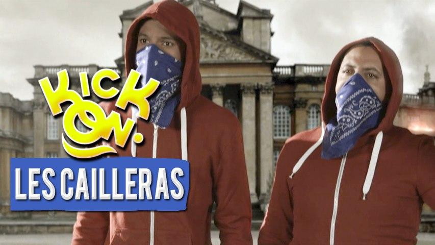 Les Cailleras à toutes les époques (feat. La Fouine) - Kick On