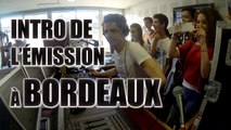 Intro de l'émission Guillaume Radio 2.0 sur NRJ à Bordeaux