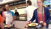 Diététique ou pas ? Le repas des joueurs à Roland Garros