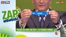 Zap Mondial / Le parcours des Bleus - 04/06