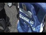 """Napoli - Turismo, consegnate pettorine """"Welcome to Naples"""" (03.06.14)"""