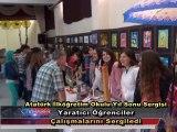 Atatürk İlk Öğretim Okulunda,Yaratıcı Öğrenciler Çalışmalarını Sergiledi