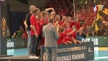 Coupe de France 2014 - resume - US SAINT-EGREVE HB / HANDBALL CLUB ANTONY