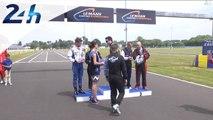 Karting event during the test days/ Course de Karting lors des journées test