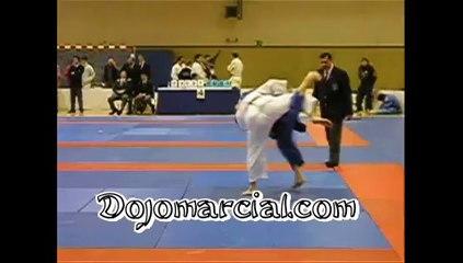 Judo - Ippon - Uchi Mata Ken Ken